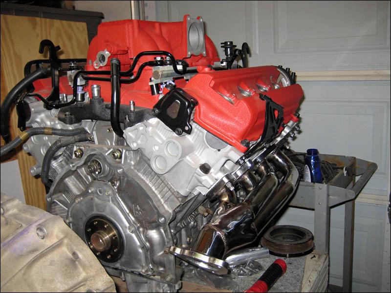 LS1 Engine swap question - YotaTech Forums