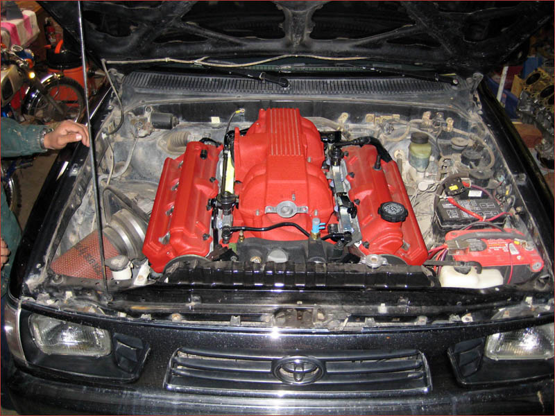 Ls1 Engine Swap Question Yotatech Forums