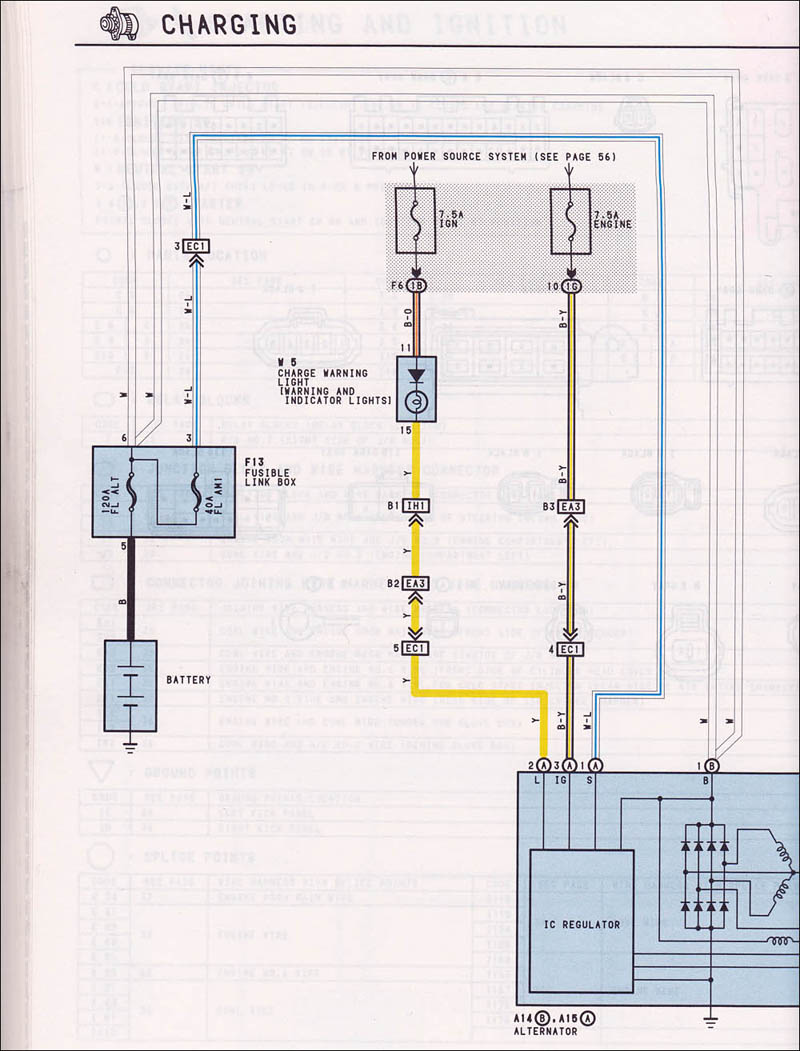 1994 Lexus Alternator Wiring Great Installation Of Diagram Es 350 Tacoma Schematic Diagrams Rh 13 Koch Foerderbandtrommeln De Problems 2007 Es350
