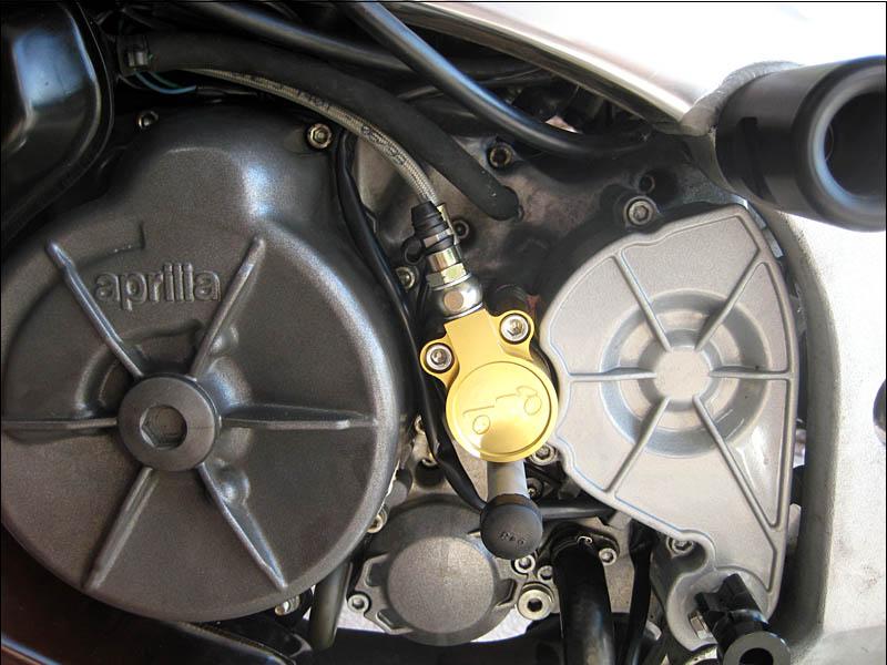 aprilia mille engine