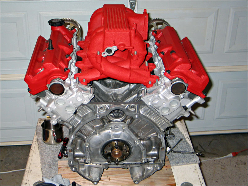 1UZ Intake Manifold Installation - FourWheelForum